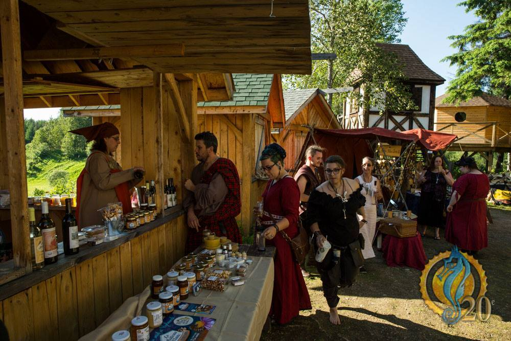 Merchant Stall